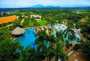 Kinh nghiệm đi Khu Du Lịch Asean Resort, Thạch Thất, Hà Nội